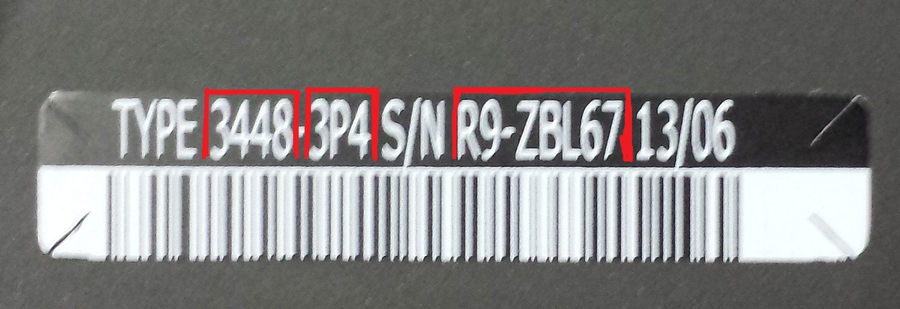 where can i find my laptop serial number lenovo