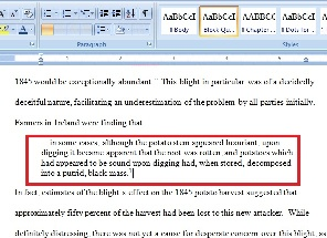 th grade essay outline  research paper prospectus example